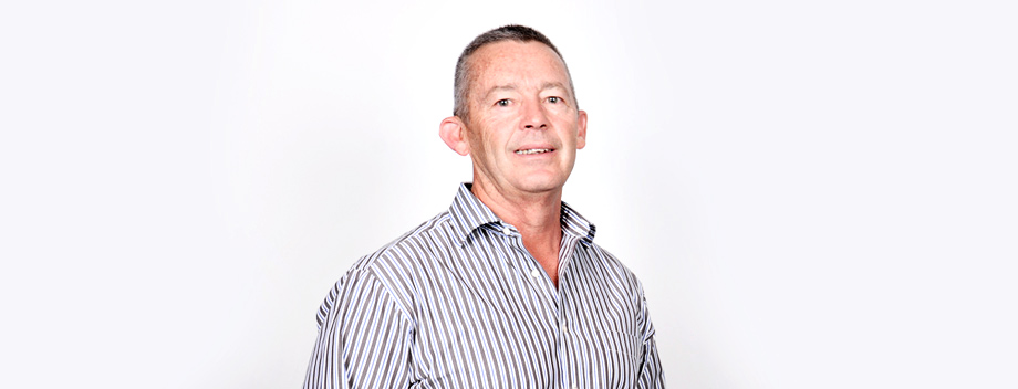 Roger O'Callaghan: Chief Executive Officer for Babcock Africa - Mobile Image