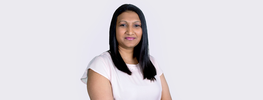 Kereshma Naidoo: Financial Controller at Babcock Africa - Mobile Image