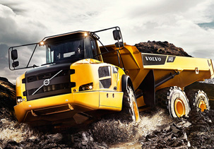 Babcock Africa, Construction Equipment, Volvo
