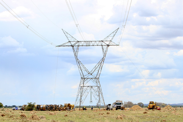 Babcock Africa, Related Articles, Powerlines,  Mpumalanga transmission line