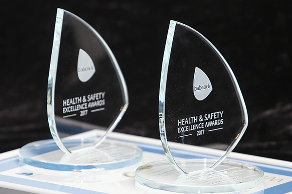 Health and Safety Excellence Awards 2017
