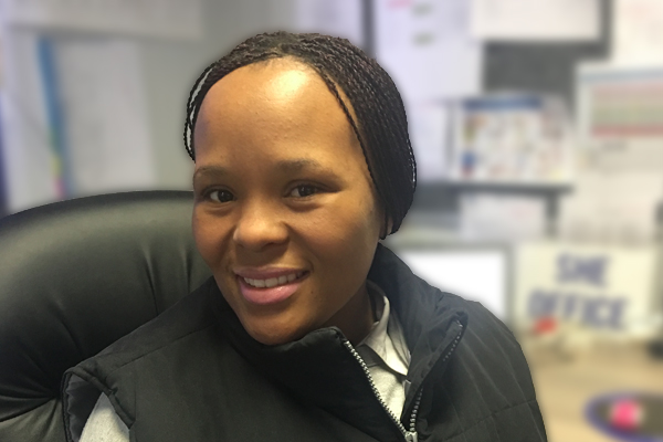 Babcock Africa, Day In The Life, Thobile Ngcobo