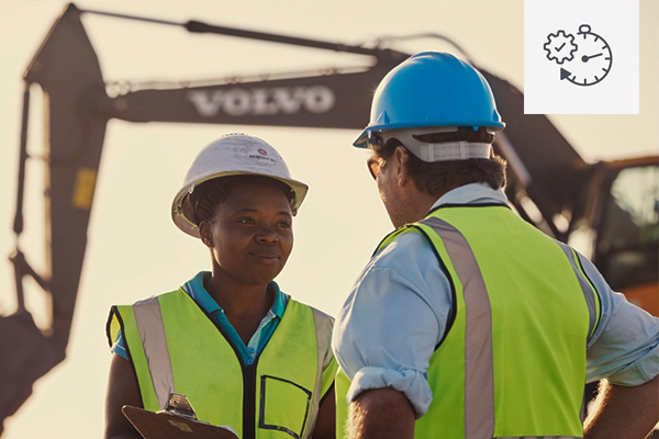 Babcock Africa, Volvo, Volvo Uptime Services