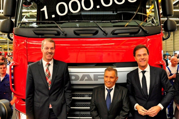 Babcock Africa, Related Articles, Transport Solutions, One Millionth Truck