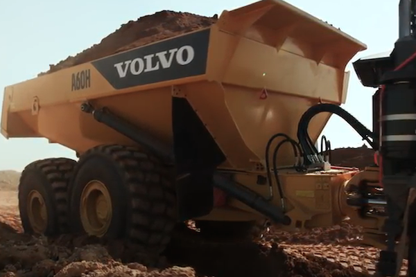 Babcock Africa, Related Articles, Volvo, Customer Testimonial: Burgh Plant Hire
