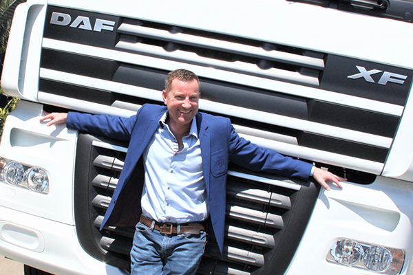 Babcock Africa, Media, Transport Solutions, New MD to drive DAF Trucks forward