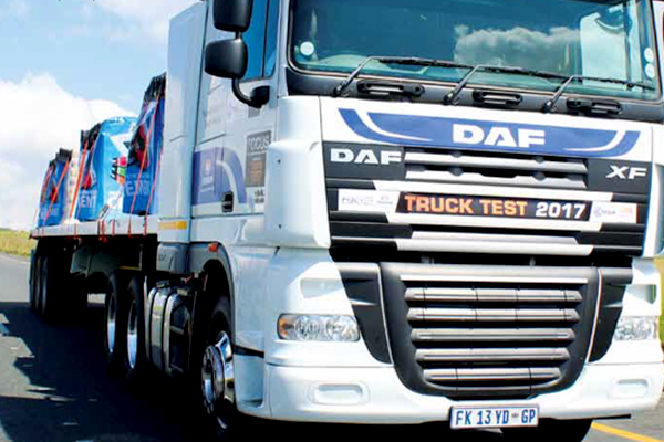 Babcock Africa, Related Articles, DAF, DAF does it again!