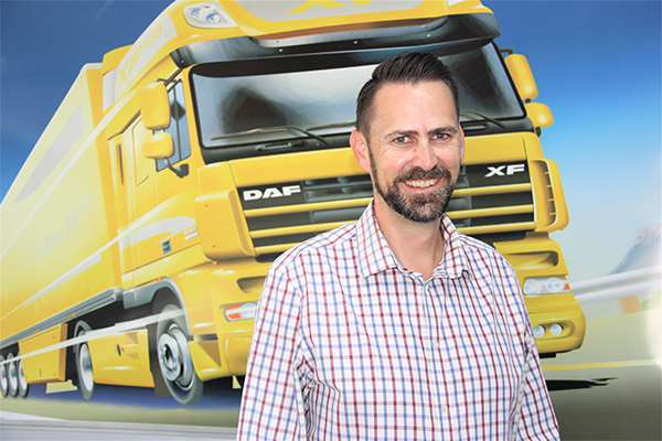 Babcock Africa, Related Articles, , DAF WELCOMES NEW FINANCIAL DIRECTOR