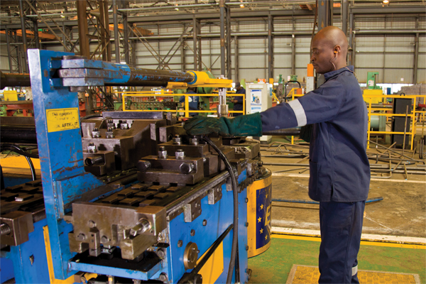 Fabrication facility celebrates 25 years of operation