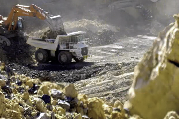 Babcock Africa, Related Articles, TEREX TRUCKS, Atlantis Mining