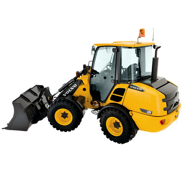 Babcock Africa, Volvo, Compact Wheel Loaders