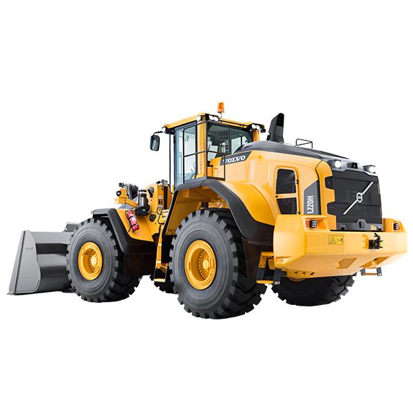 Babcock Africa, Volvo, Wheel Loaders