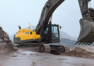 Babcock Africa, Construction Equipment, Crawler Excavators