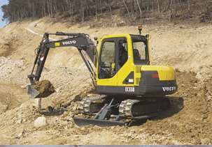 Babcock Africa, Construction Equipment, Compact Excavators