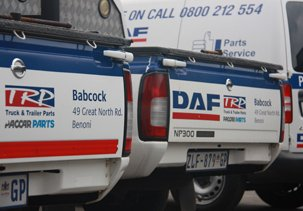 Babcock Africa, Related Services, Repair and Maintenance
