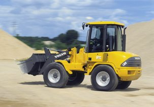 Babcock Africa, Construction Equipment, Compact Wheel Loaders