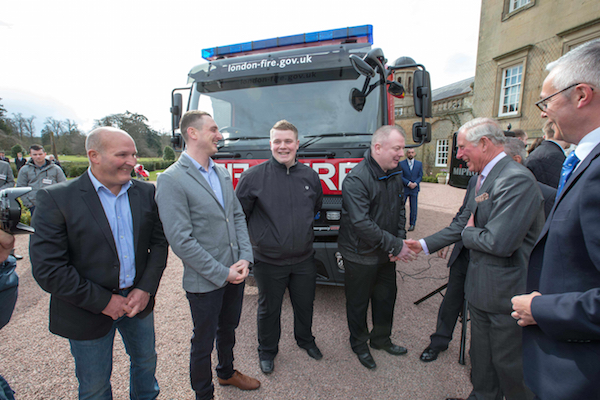 New fleet for London Fire Brigade