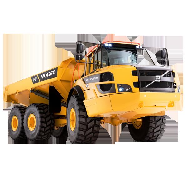 Volvo | Dump Trucks | Babcock International