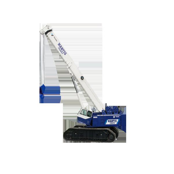 Telescopic Crane Tadano : Tadano telescopic crawler cranes babcock international